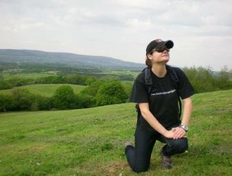 Bianca Angelucci Training for Kilimanjaro