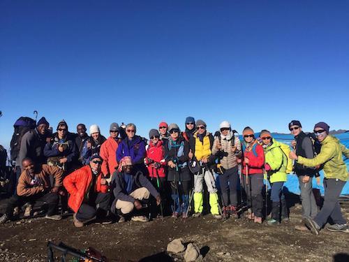 Kilimanjaro Climbers