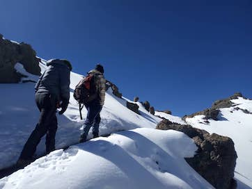 Kilimanjaro Summit Ridge