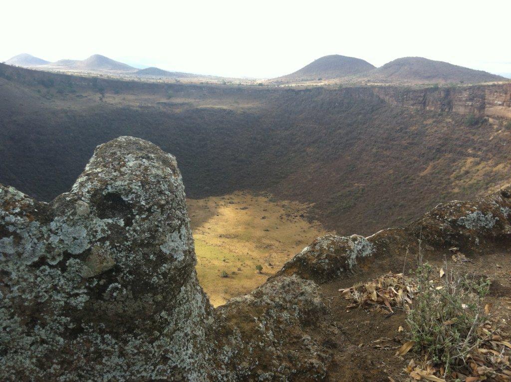 Maasai Crater