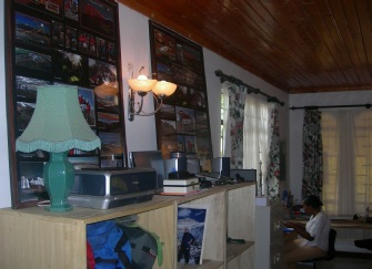 Team Kilimanjaro Office Former Zawadi House